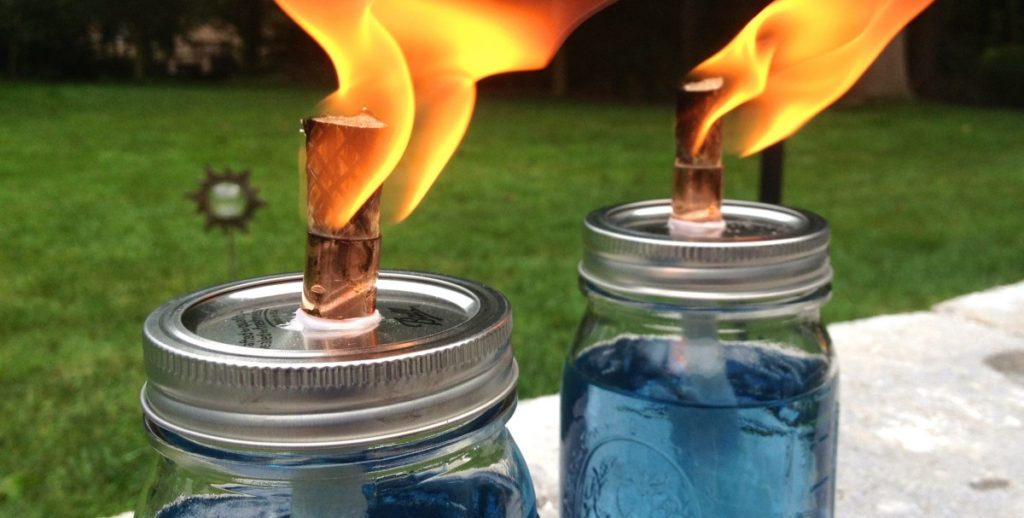 Diy Citronella Candles To Keep The Pesty Bugs Away